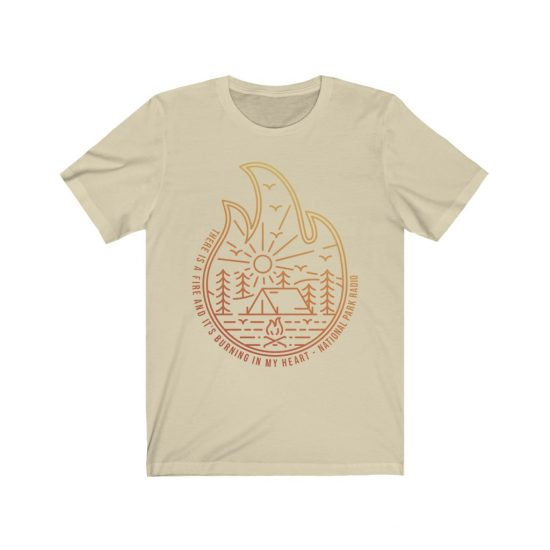 There Is A Fire Tee
