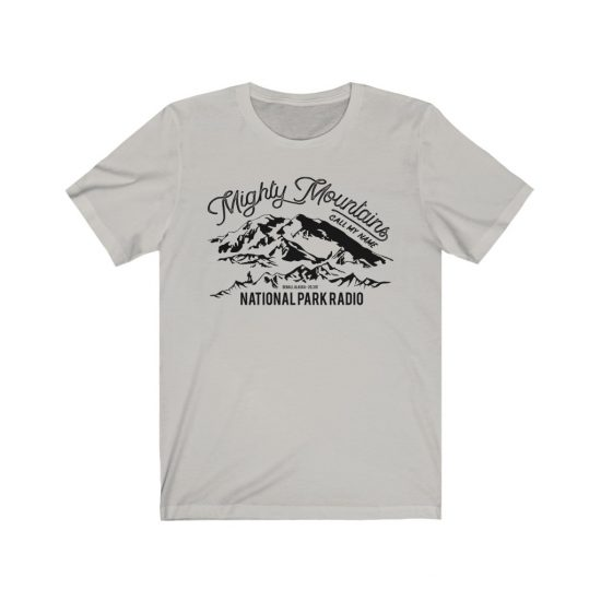 Mighty Mountains Tee