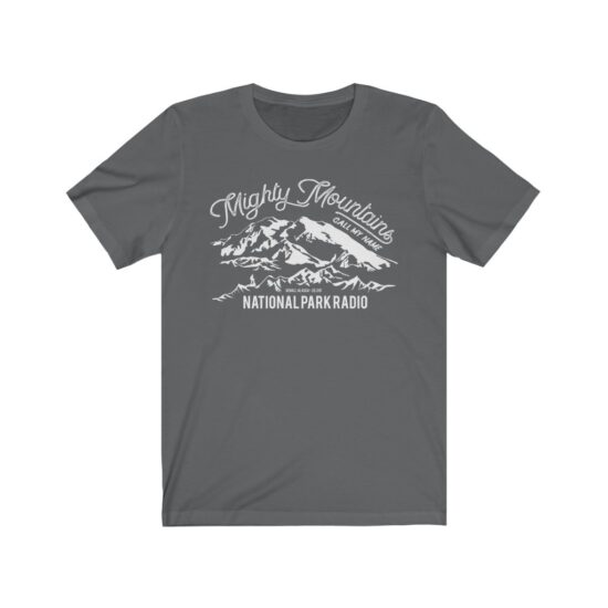 Mighty Mountains T-shirt (size 4XL)