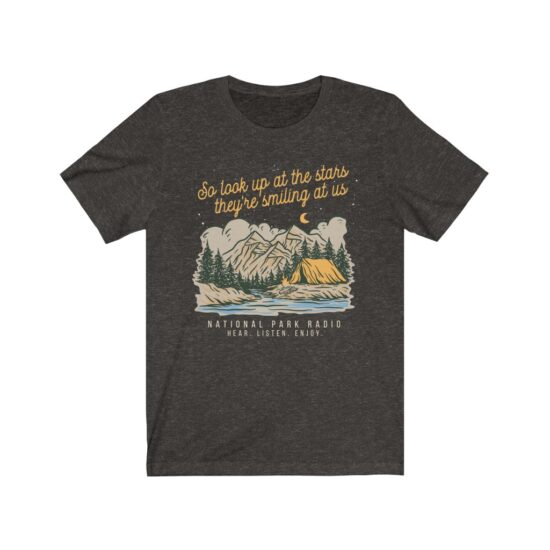 So Look Up At The Stars Tee